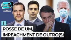 AO VIVO: BOLSONARO ISOLA O BRASIL - Papo Antagonista com Diego Amorim e Duda Teixeira