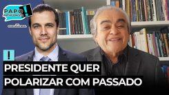 Governo Bolsonaro prevê queda de popularidade
