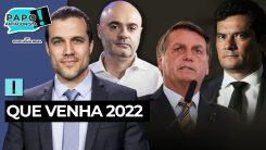 Moro é o pesadelo de Bolsonaro
