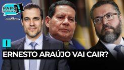 Mourão cogita troca no Itamaraty