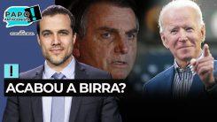 Bolsonaro se curva a Biden