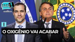 Bolsonaro procura culpados por Manaus