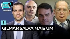 O socorro a Flávio Bolsonaro