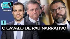 Brasil mendiga insumos da China