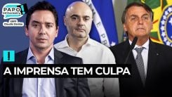 Bolsonaro não sobrevive sem os jornais que xinga
