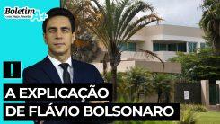Boletim A+: a explicação de Flávio Bolsonaro