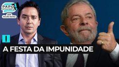 Os crimes de Lula nunca serão anulados