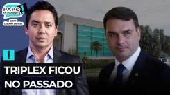 A mansão de Flávio Bolsonaro