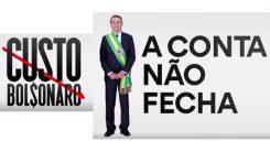 Vídeo 'Custo Bolsonaro' tem alta da gasolina, falta de vacinas e Queiroz