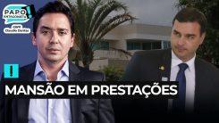 As parcelas da nova casa de Flávio Bolsonaro