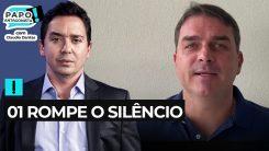 Flávio Bolsonaro ataca imprensa, mas não explica compra de mansão