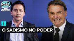 A morte é uma piada para Bolsonaro