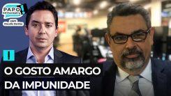 Lula não pode mais ser condenado - Papo Antagonista com Roberto Livianu