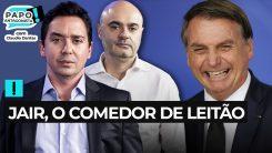 Bolsonaro, o comedor de leitão