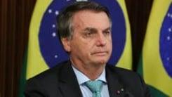 'Sou imorrível, imbrochável e também sou incomível', diz Bolsonaro
