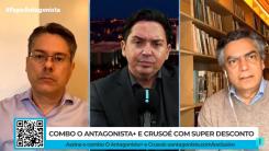 """""""Com o advogado certo e com o ministro certo, você pode matar a mãe na Praça dos Três Poderes"""", diz Alessandro Vieira"""