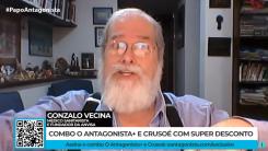 Gonzalo Vecina: projeto do governo Bolsonaro é chegar a 1 milhão de mortes por Covid