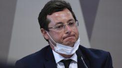 Renan Calheiros pede a prisão de Fabio Wajngarten