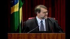 Relatora no TSE questionou Toffoli por 'rejulgar' caso que, segundo Cabral, envolveu pagamento