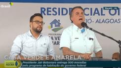 Bolsonaro diz que 'dá para diminuir' preço do gás