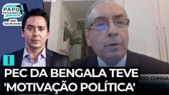 Cunha diz que votou PEC da Bengala para impedir novas indicações do PT para o Supremo