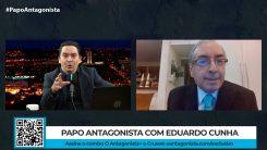 Cunha usa mensagens dos hackers, mas questiona 'autenticidade' de diálogos seus com Léo Pinheiro