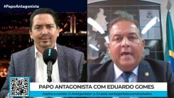 """""""É preciso aumentar os critérios de fiscalização e controle"""", diz Eduardo Gomes sobre Bolsolão"""