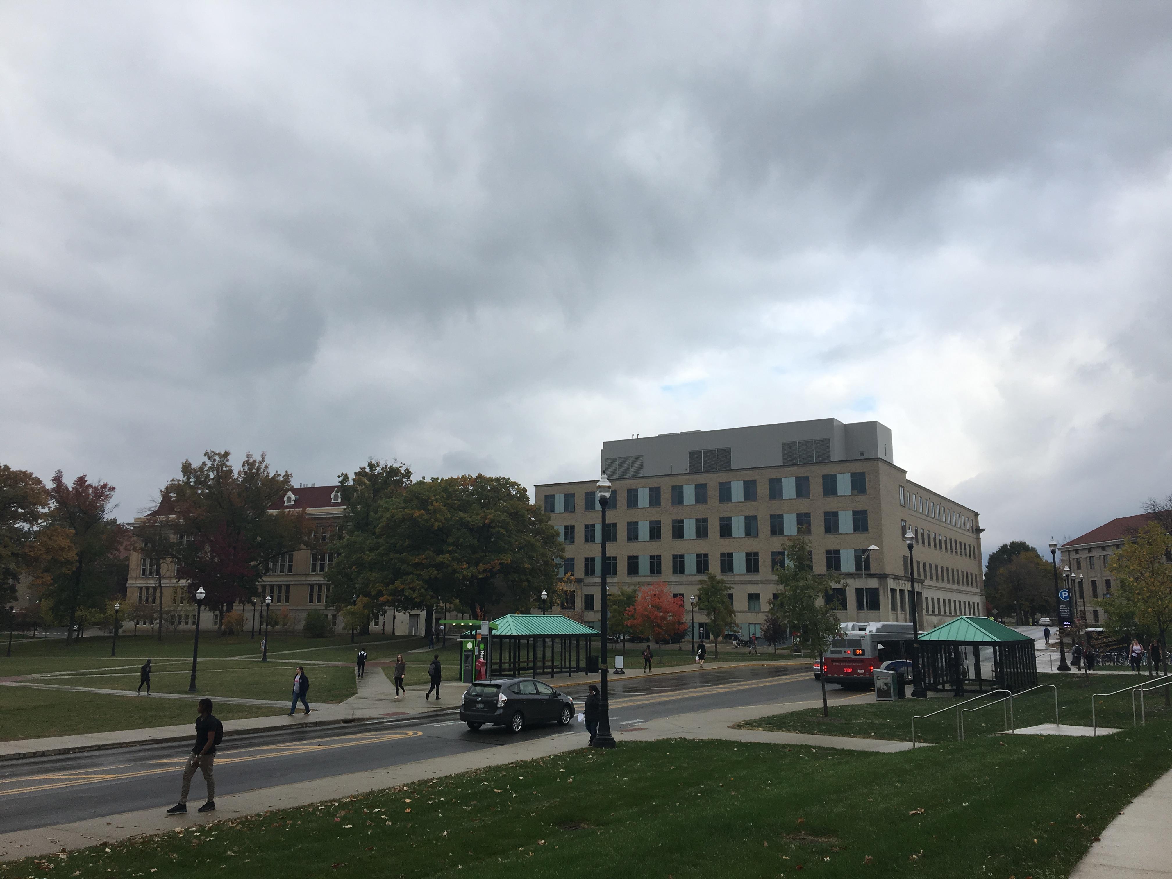 Tiroteio em universidade do Ohio leva sete pessoas ao hospital