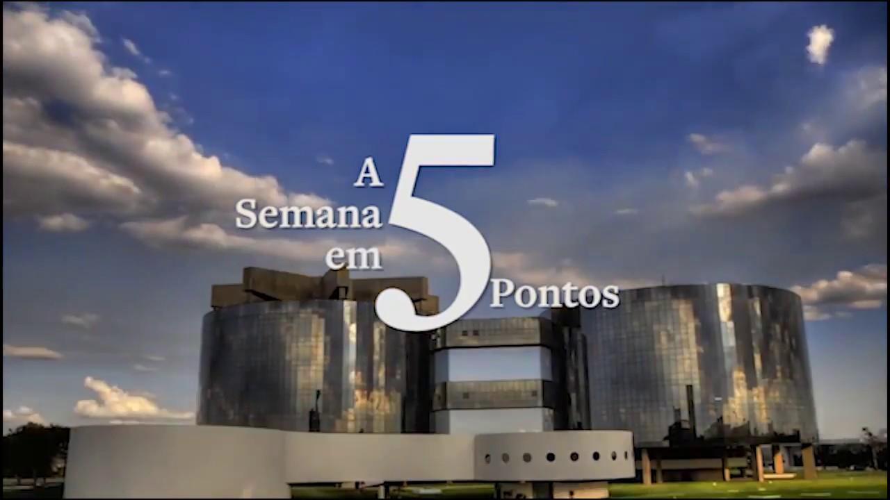 A Semana em 5 Pontos: Lula em caravana e segunda denúncia contra Temer