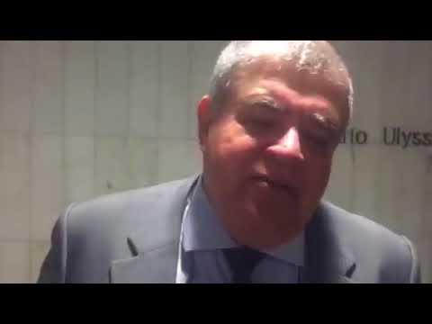 """Vídeo: """"Poderia até votar em Sérgio Moro"""", diz Carlos Marun"""