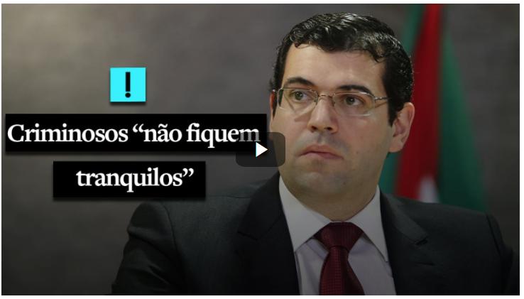 """Procurador da Lava Jato: """"Àqueles que cometeram crimes: não fiquem tranquilos"""""""