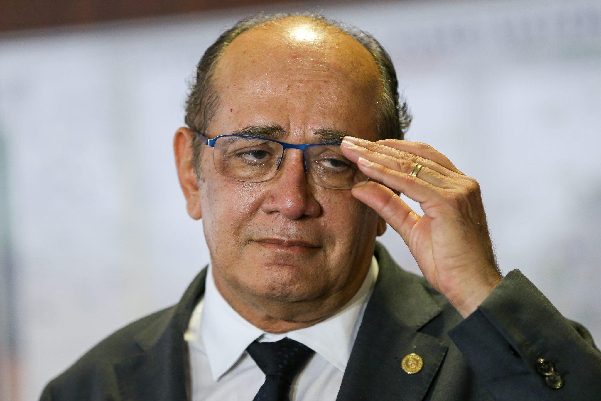 Gilmar substitui Celso de Mello em ação contra reeleição de Maia e Alcolumbre