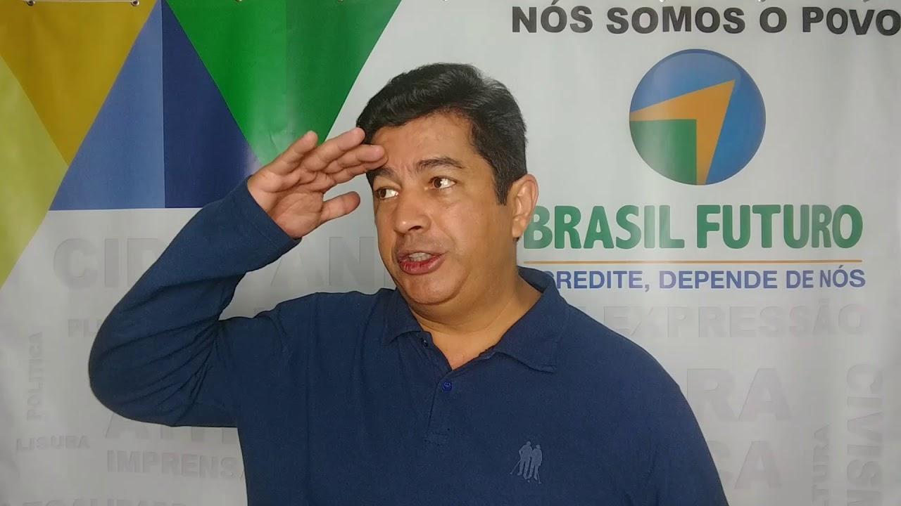 CORONEL DA FAB É PUNIDO COM DETENÇÃO POR DEFENDER 'INTERVENÇÃO CÍVICA'