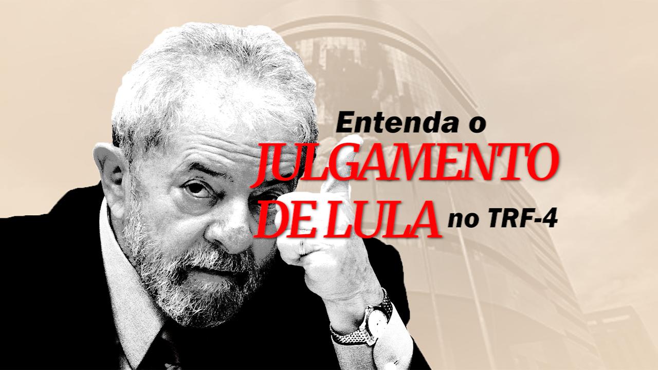 O julgamento de Lula no TRF-4 quadro a quadro