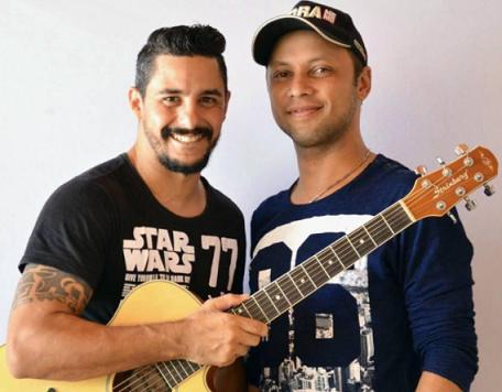 Resultado de imagem para Bruno César e Leandro
