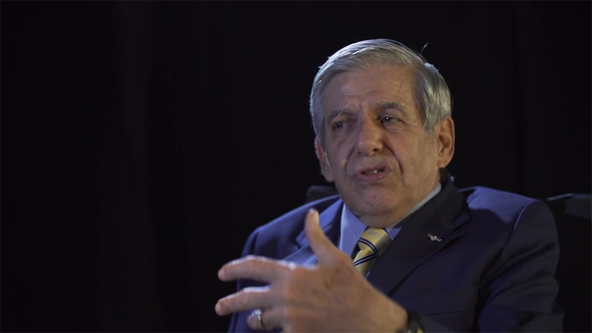 "General Augusto Heleno: ""Bolsonaro foi meu cadete. Ele é o meu candidato a presidente"""