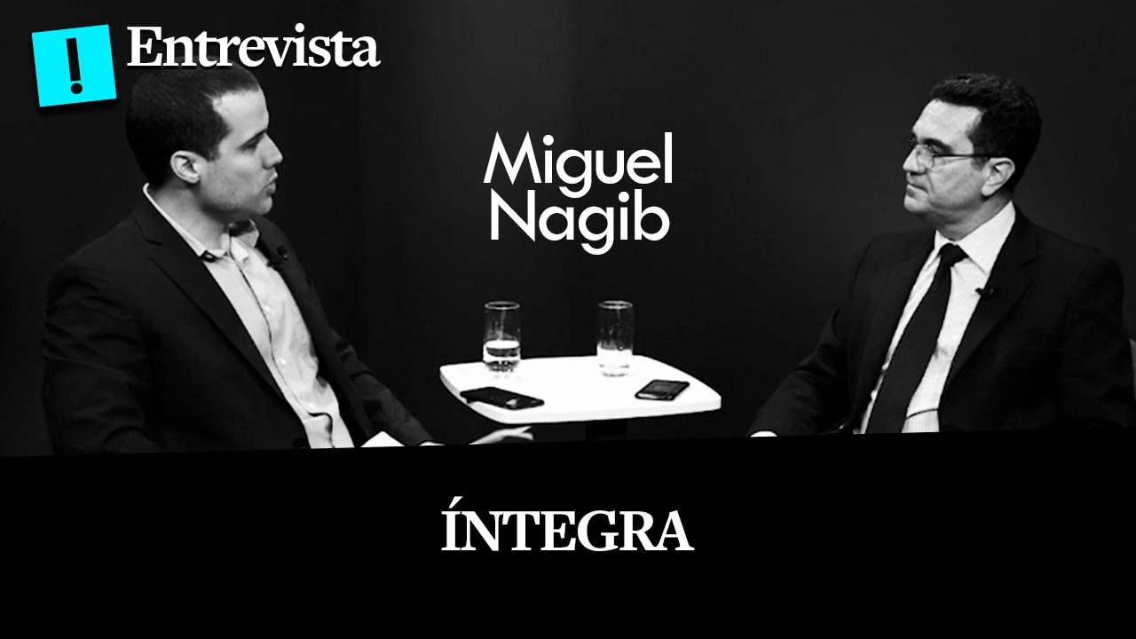 Entrevista | Miguel Nagib, fundador do movimento Escola Sem Partido (íntegra)