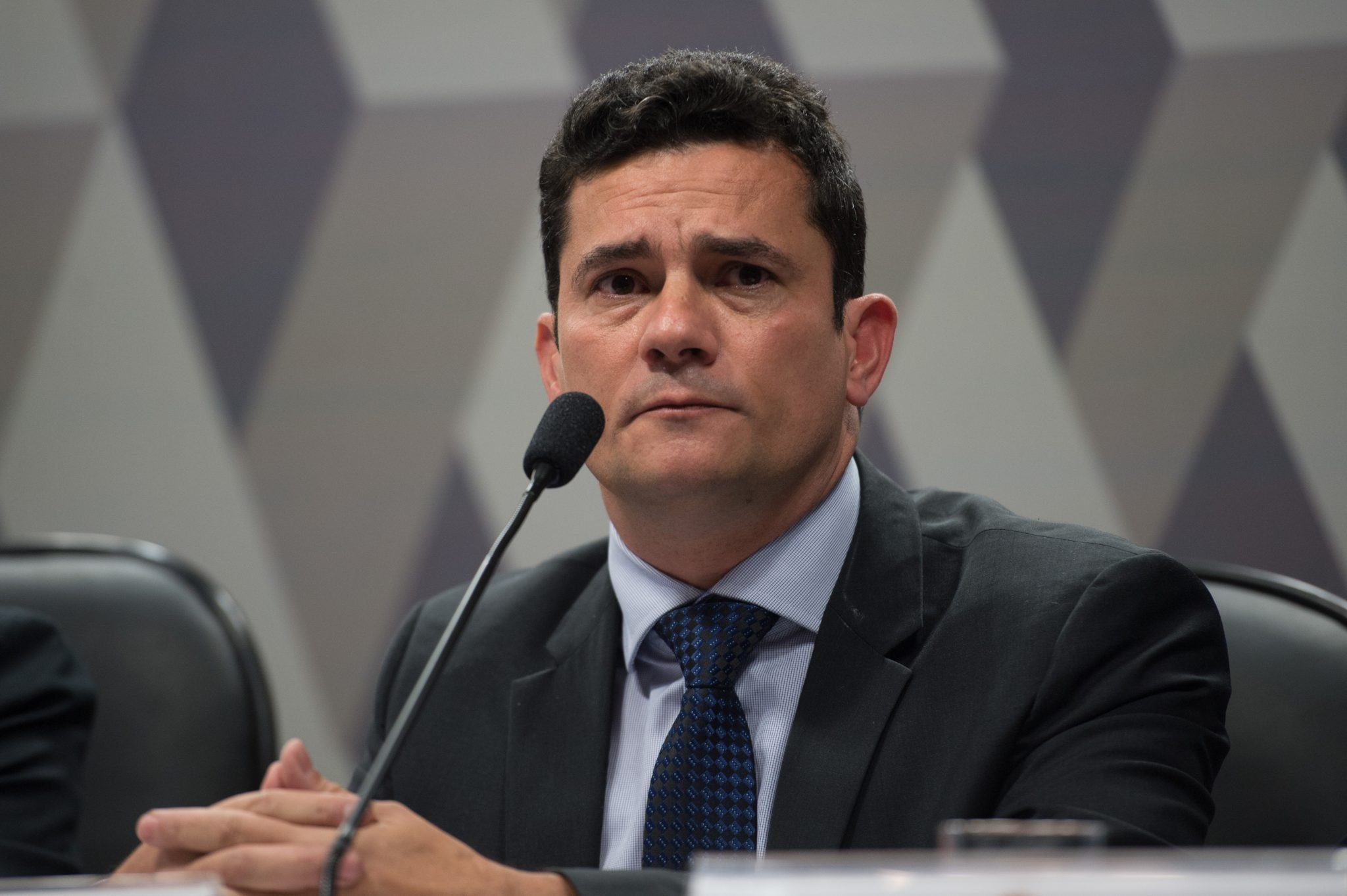 AO VIVO – Moro na CCJ do Senado