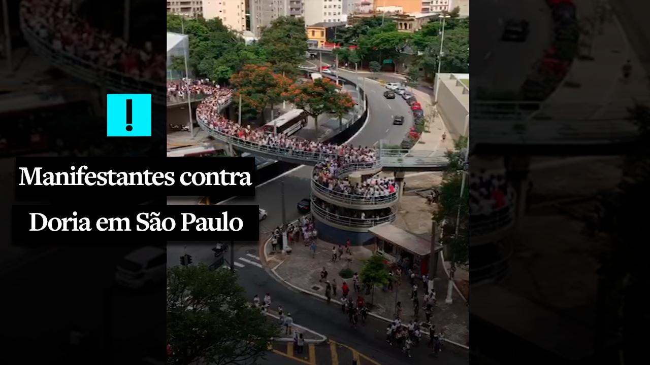 O PT acelera São Paulo contra Doria