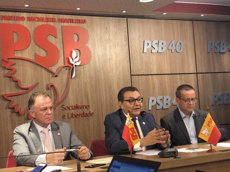 PSB traça estratégia para Barbosa ficar mais conhecido