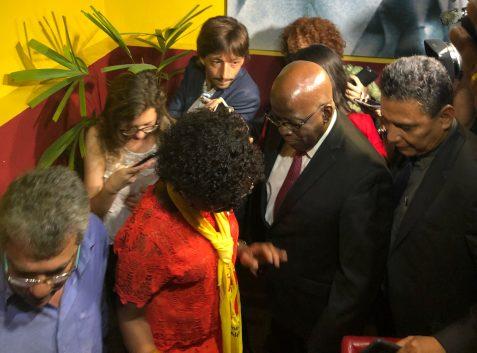 Joaquim Barbosa: não convenci a mim mesmo que devo ser candidato