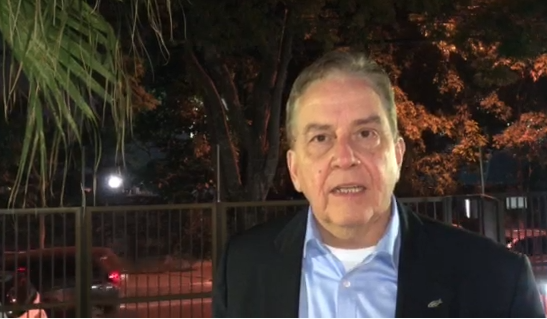 VÍDEO: A facada de Paulo Rabello em Temer