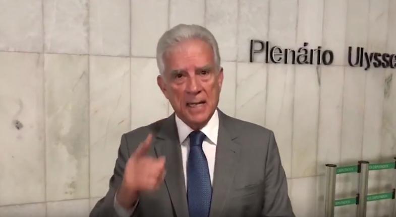 """VÍDEO: """"O PT utilizou de má-fé nossas assinaturas"""""""