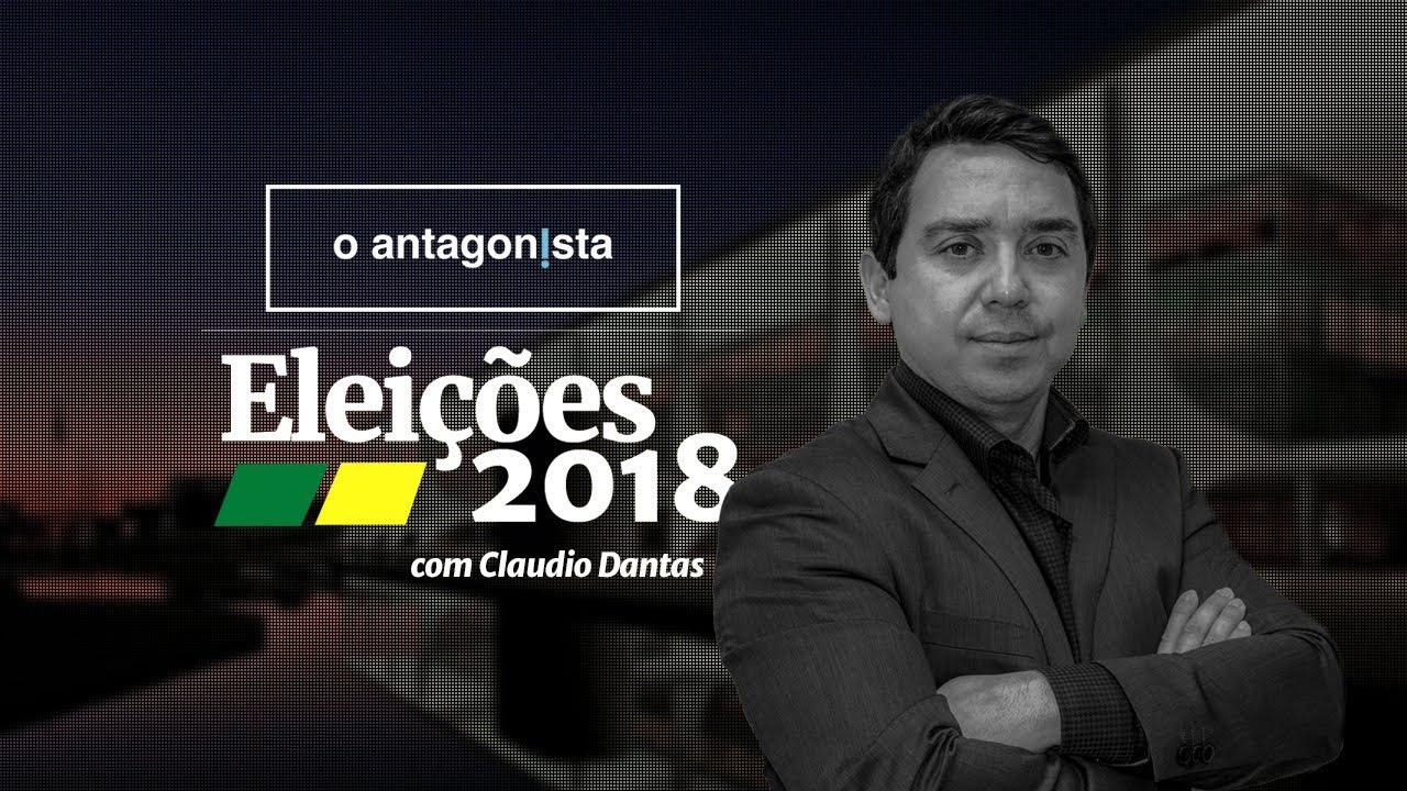 VÍDEO: O Antagonista nas Eleições