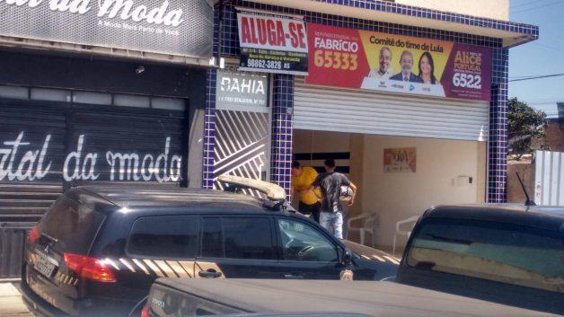 PF em busca dos santinhos de Lula