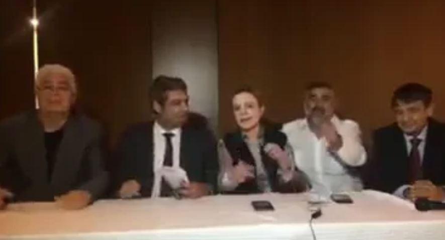 """Vídeo: """"Nós tiraremos Lula da cadeia"""", diz Gleisi Hoffmann"""