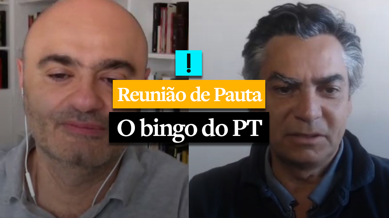 REUNIÃO DE PAUTA: O bingo do PT