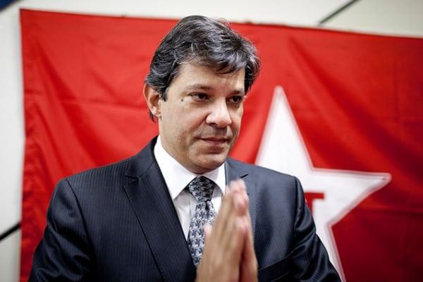 Resultado de imagem para Haddad multado por impulsionar conteúdo negativo sobre Bolsonaro
