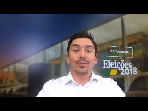 O Antagonista nas Eleições: HADDAD APELOU, PERDEU!