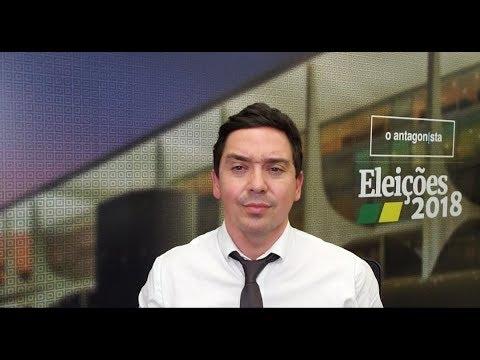 """O Antagonista nas Eleições: """"PASSO PARA O PAPAI?"""""""
